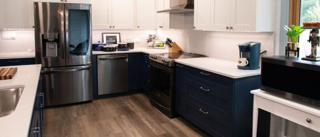 Caesarstone Partners With Military Makeover on Lifetime TV to Aid Veterans