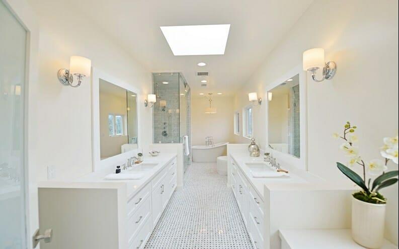 Choosing Caesarstone for Your Bathroom