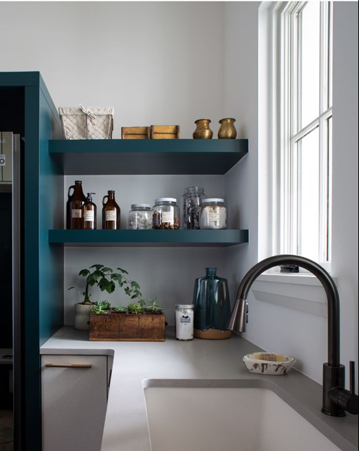 Experience Caesarstone at the House Beautiful Whole Home Concept House 2020