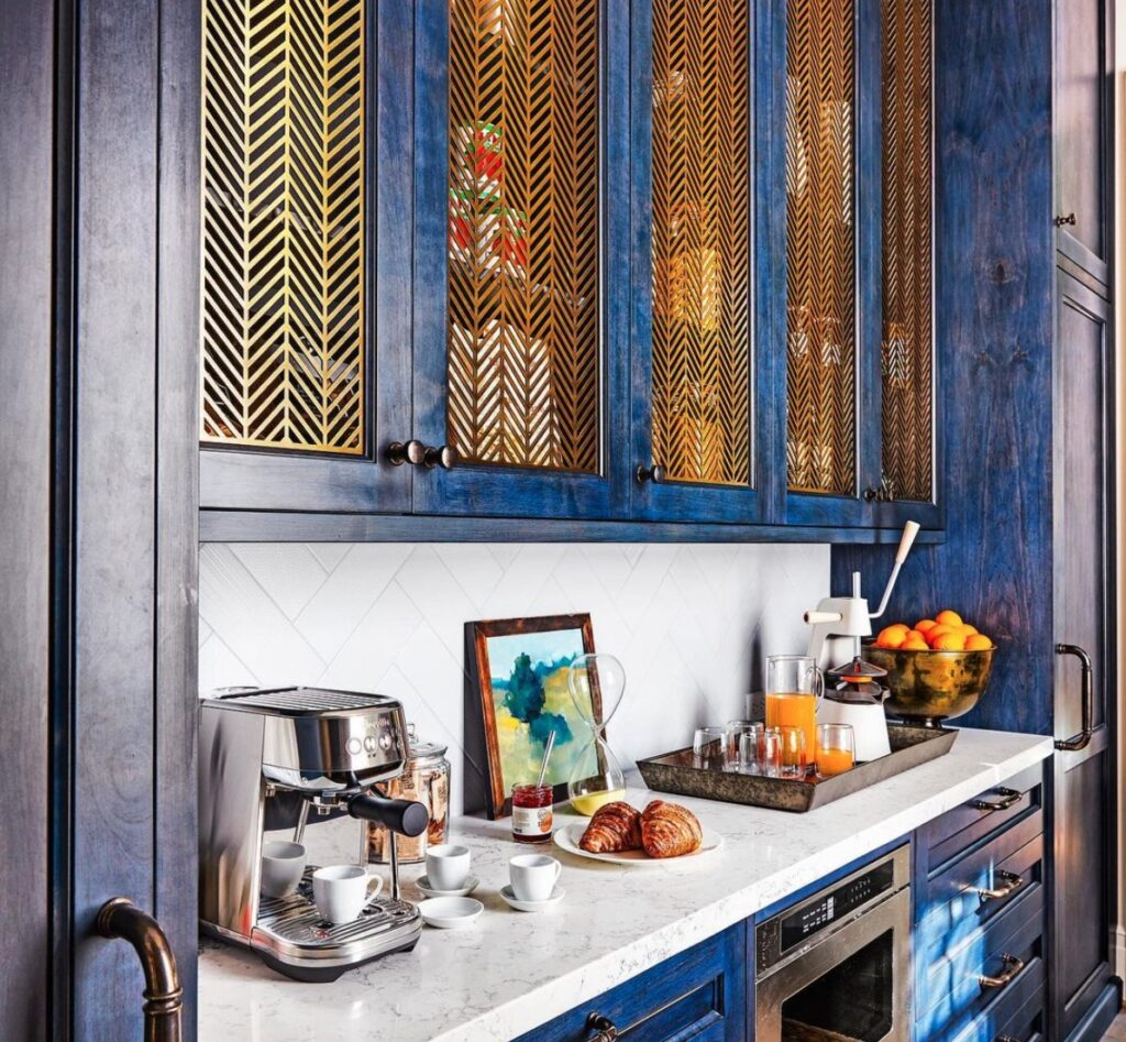 Tips to Design the Perect Butler's Pantry
