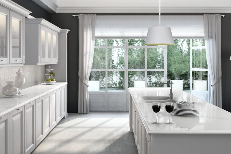 Countertop Edge - Different Types for Your Kitchen Design